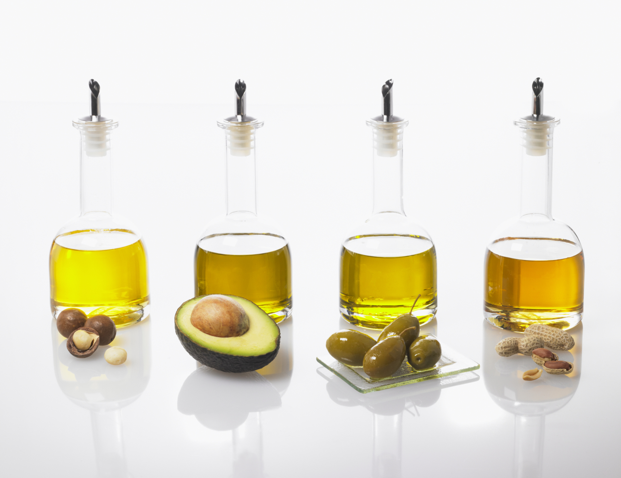 Hair oils ingredients