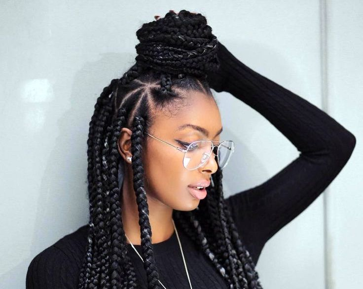 Hair growth Protective styling
