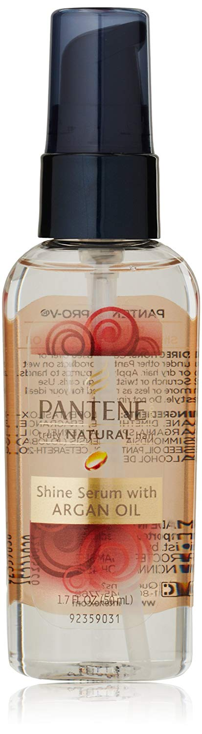 Pantene Pro-V Truly Natural Hair Shine Serum