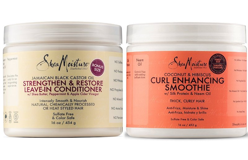 Shea Moisture Coconut and Hibiscus Curl Enhancing Smoothie