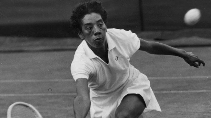 althea gibson Iconic African American