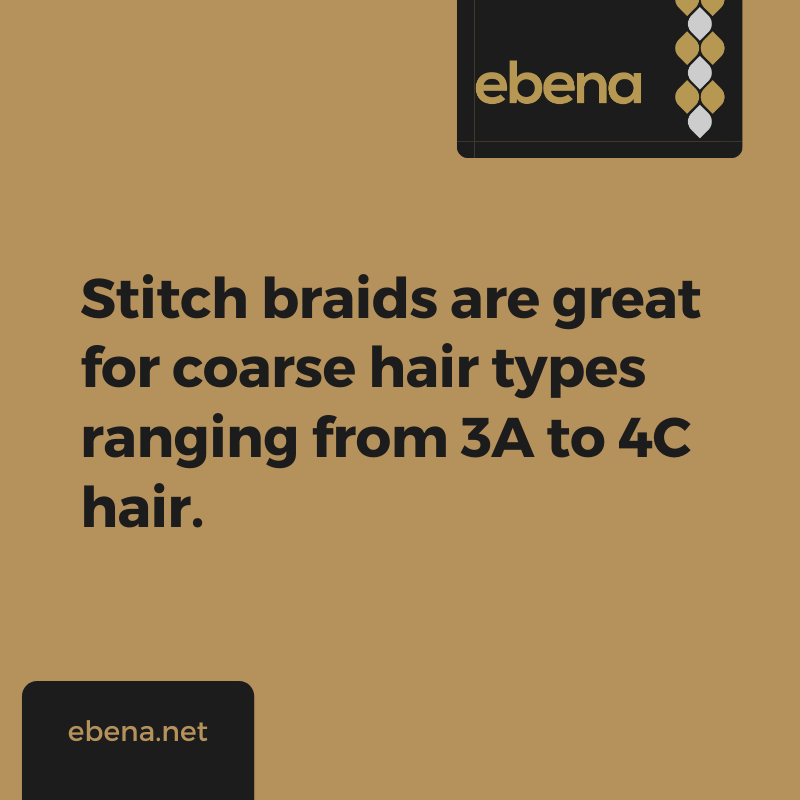 stitch braids hair type