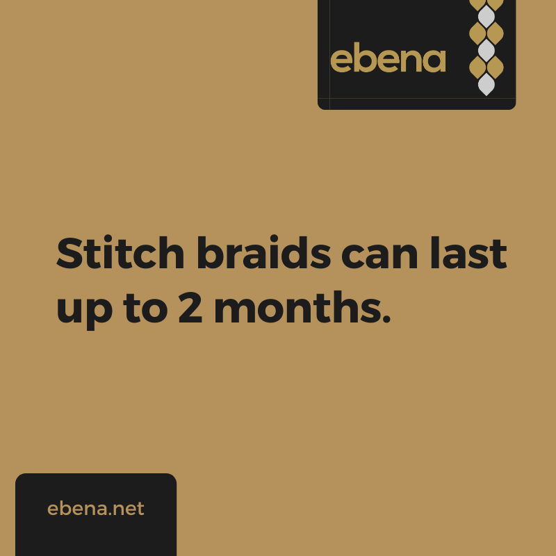stitch braids longevity